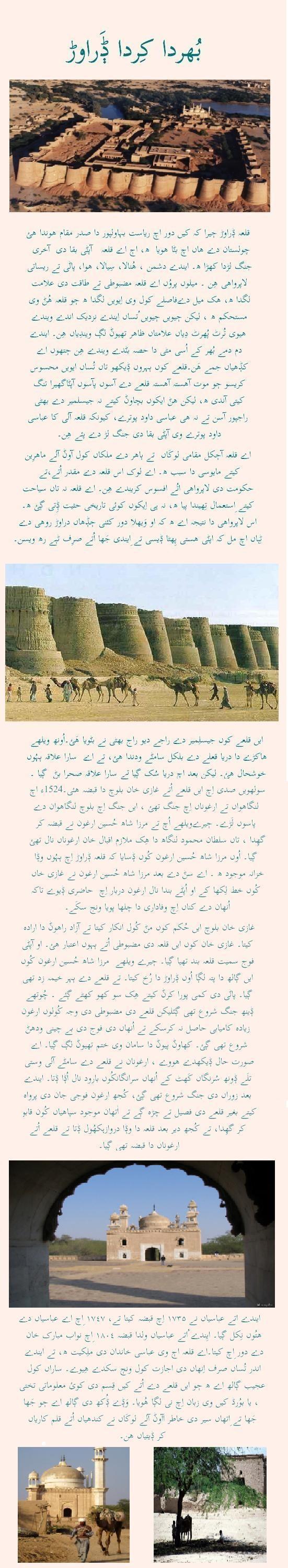 Bhurda Kirda Derawar (Ghulam Abbas Siyal) Part 1